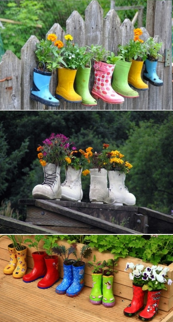 an unusual garden - Backyard Garden Ideas For Kids