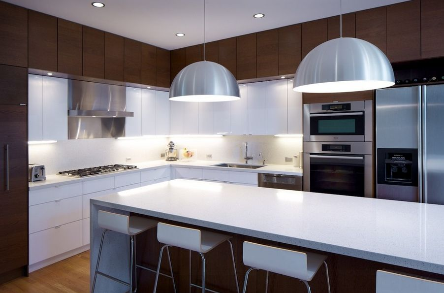 Modern Kitchen Pendant Lighting For A Trendy Appeal - Hanging lamps for kitchen
