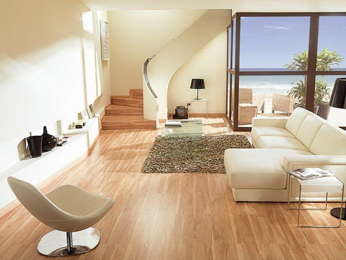 Laminate Floors Are Durable.