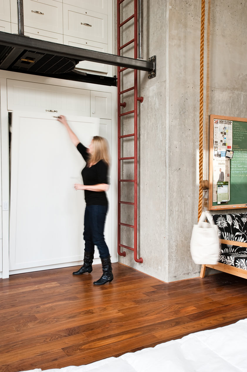 Maximize small spaces murphy bed design ideas amipublicfo Gallery