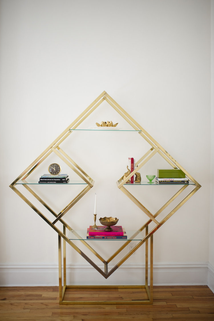 Geometric shelves simple yet eccentric and great for every room home decorating trends homedit amipublicfo Gallery