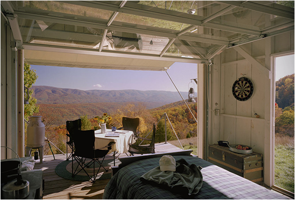 Summer Vacation In A Tiny Cabin A Must Try Experience