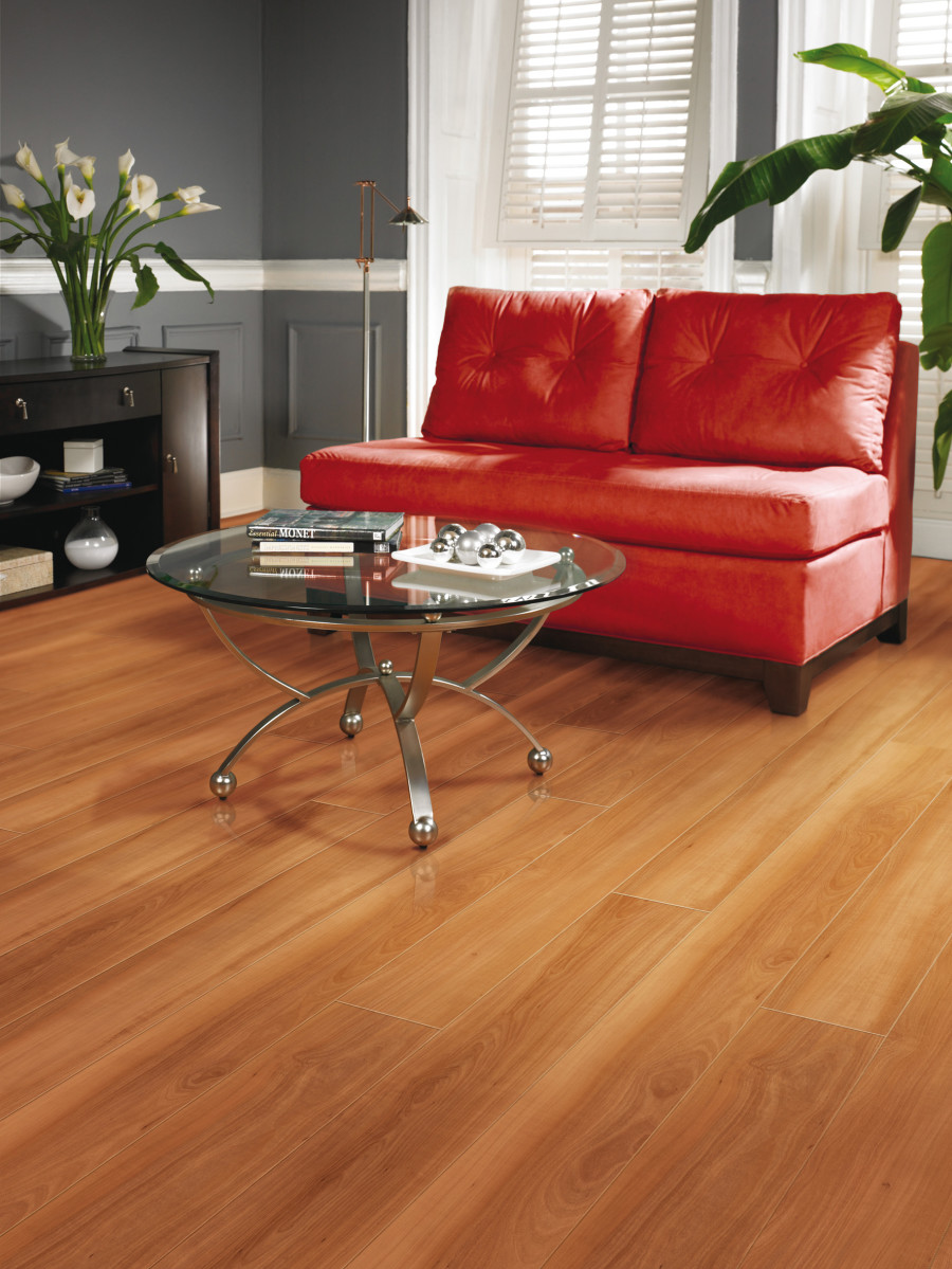 Hardwood floors require a natural resource. & The Low-Down on Laminate vs. Hardwood Floors