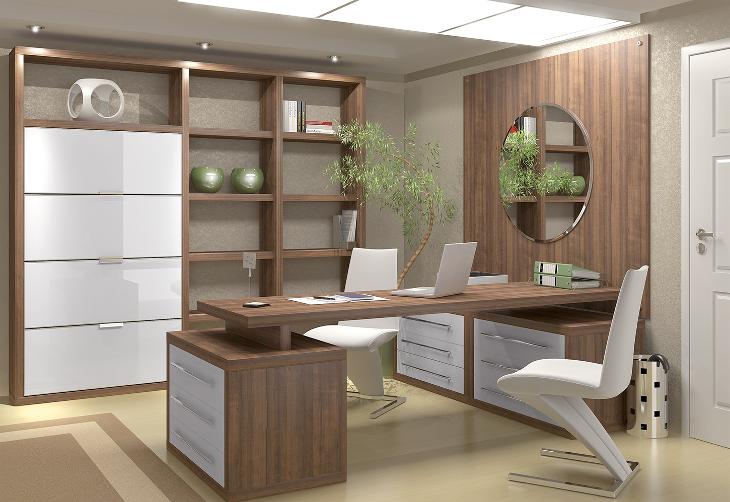 Home Offices Pictures Work It Out Using Feng Shui In The Office