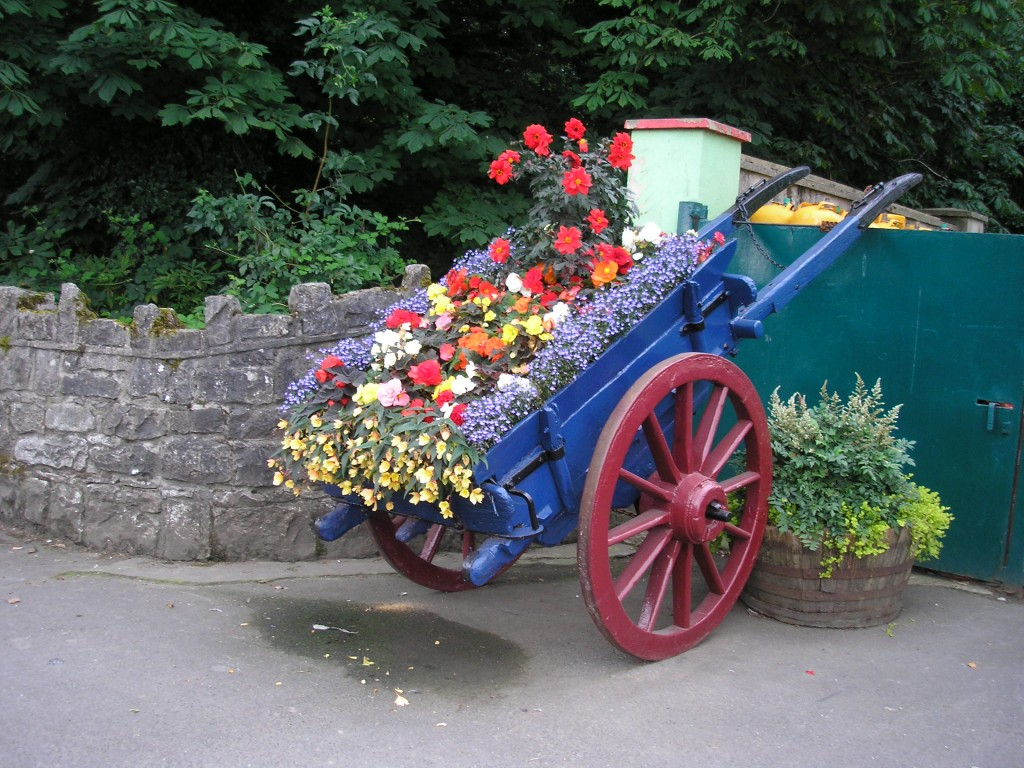 Cool Planters Made From Unusual Recycled Objects