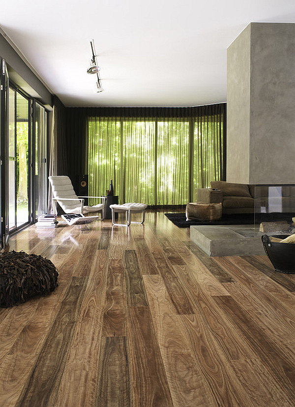 The Low-Down on Laminate vs. Hardwood Floors