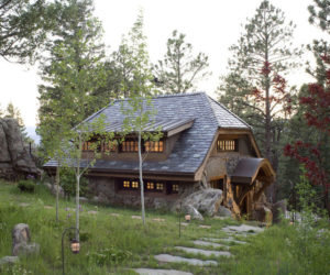 ... Charming Rustic Cottage Inspired By Fairy Tales