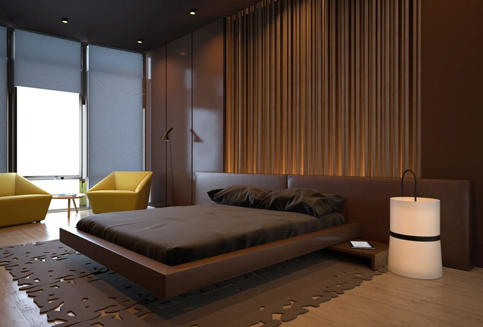 modern master bedrooms interior design. Dipped In Chocolate. Modern Master Bedrooms Interior Design