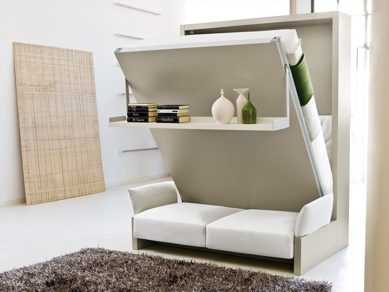 Fold Up Wall Bed