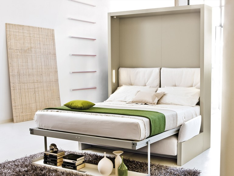pull down bed maximize small spaces murphy bed design ideas 11201