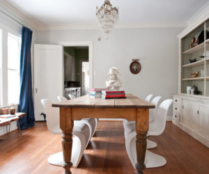 10 Unexpected Combinations Between Modern Chairs And Country Tables