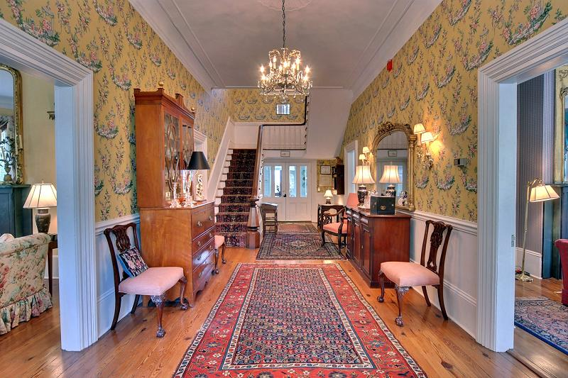 Making the most of your historic home for Retired home interior pictures