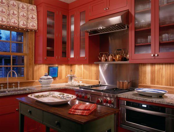 Espresso Kitchen Cabinets Color Schemes Countertops