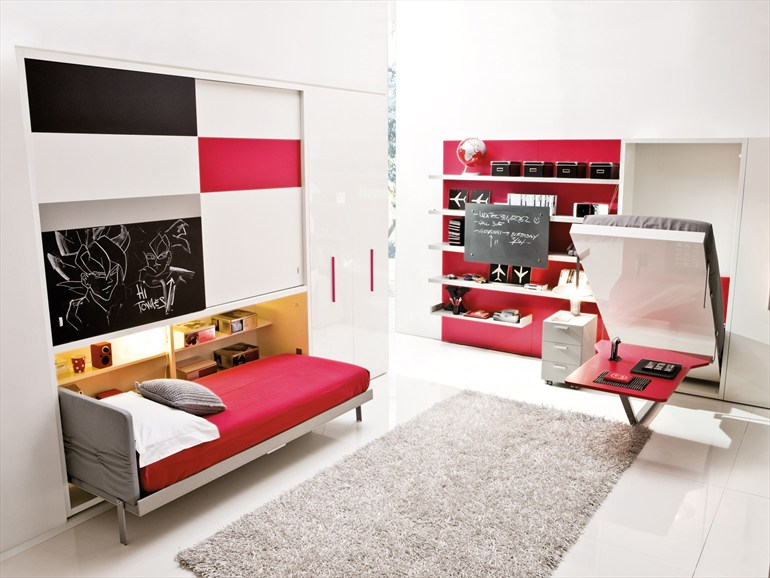 maximize small spaces murphy bed design ideas - Murphy Bed Design Ideas