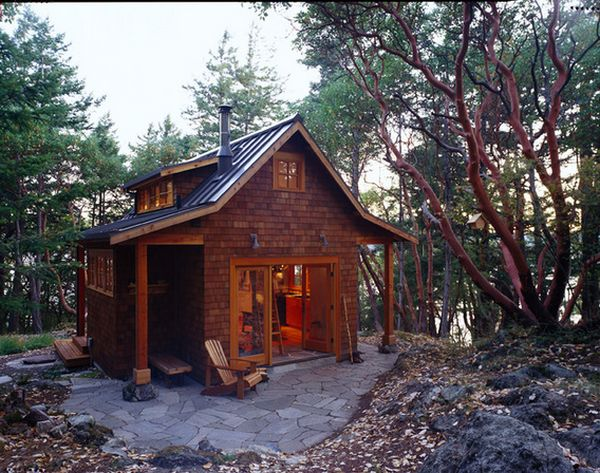 Do It Yourself Home Design: Is A Cabin Right For You?