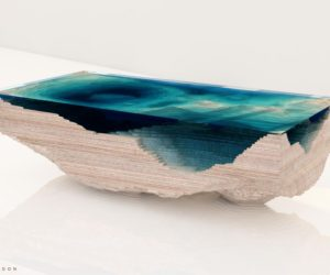 The Mythical Beauty Of The Sea Replicated In Modern Furniture