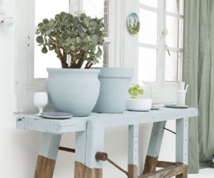 A Grown-Up Take on Decorating with Pastels