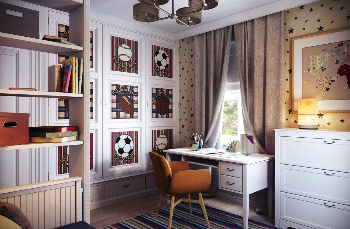 Desks For Teenagers Rooms 25 Tips For Decorating A Teenager's Bedroom