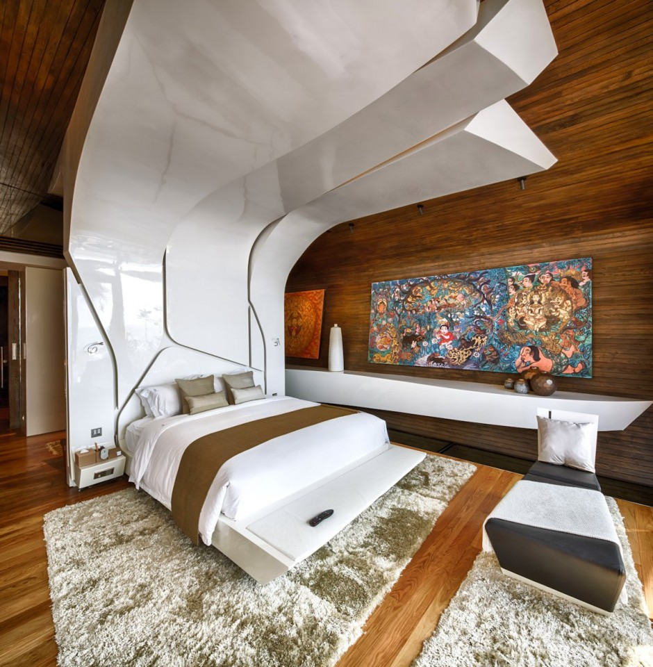 Master bedroom decor - The Ceiling