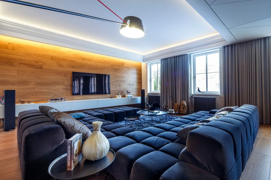 Men S Choice 2 A Sophisticated Apartment With Timeless Look