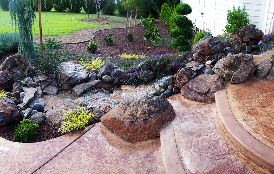 20 Rock Garden Ideas That Will Put Your Backyard On The Map Part 64
