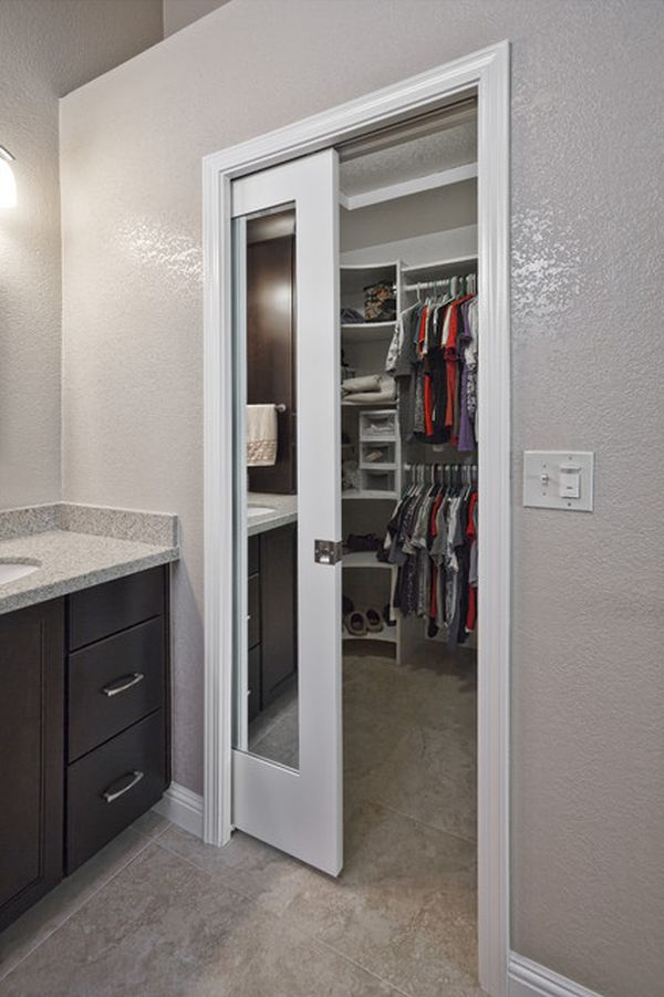 Charmant How Mirrored Closet Doors Can Enhance The Beauty Of Your Home