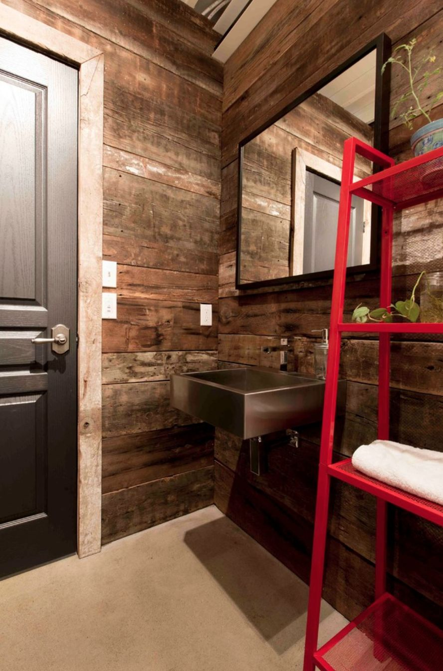 10 unexpected uses for reclaimed wood around the house. Black Bedroom Furniture Sets. Home Design Ideas