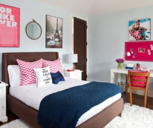 25 Tips for Decorating a Teenager's Bedroom