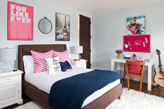25 tips for decorating a teenagers bedroom - Decorating Bedroom