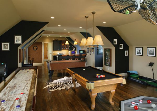 25 Cool Ideas for Game Rooms  Family Handyman