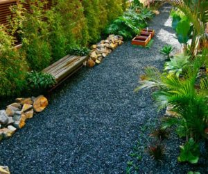 Charmant Use Rocks To Transform Your Plain And Boring Backyard Into A Beautiful And  Relaxing Oasis. Use Their Sculptural Beauty To Create Eye Catching Designs  And ...