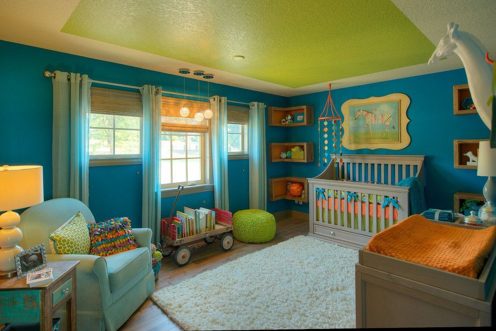 21 cool ceiling designs that turn kids 39 bedrooms into fantasy land - Child bedroom decor ...