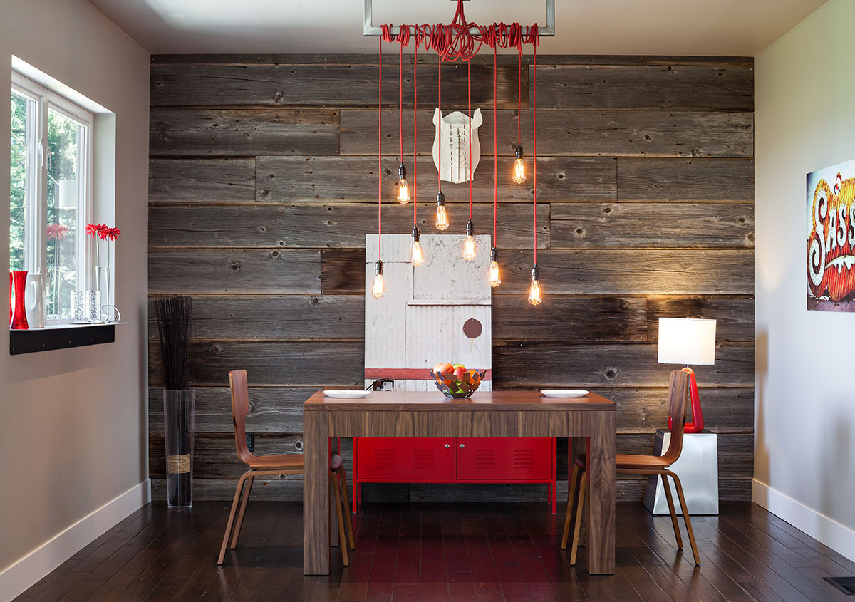 Delightful 10 Unexpected Uses For Reclaimed Wood Around The House