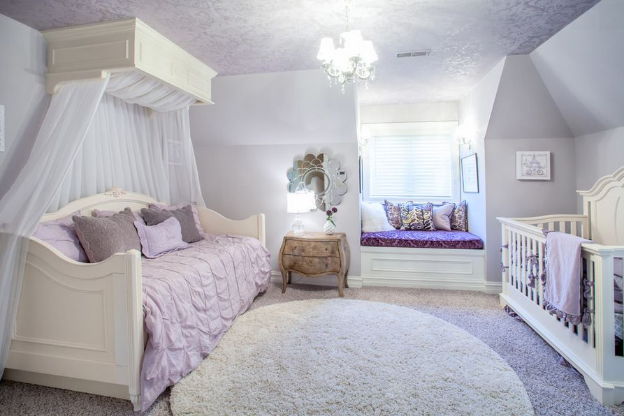 Bedroom Designs Ceiling 21 cool ceiling designs that turn kids' bedrooms into fantasy land
