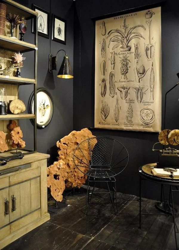 Amazing Steampunk Room Design Ideas Part - 11: View In Gallery