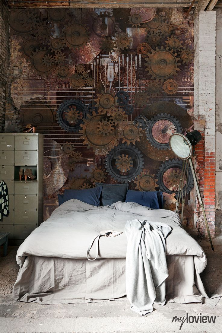 room wallpaper for sale 21 cool tips to steampunk your home
