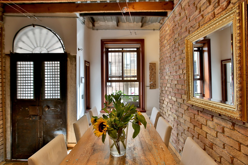 Charming Duplex In Istanbul Pays Homage To History In A