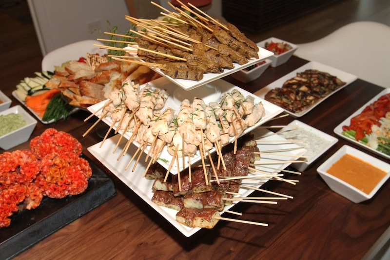 Charming Office Christmas Party Menu Ideas Part - 13: Hot U0026 Cold Foods.