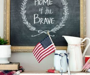 Simple 4th of July Decorations You Can Do At The Last Minute