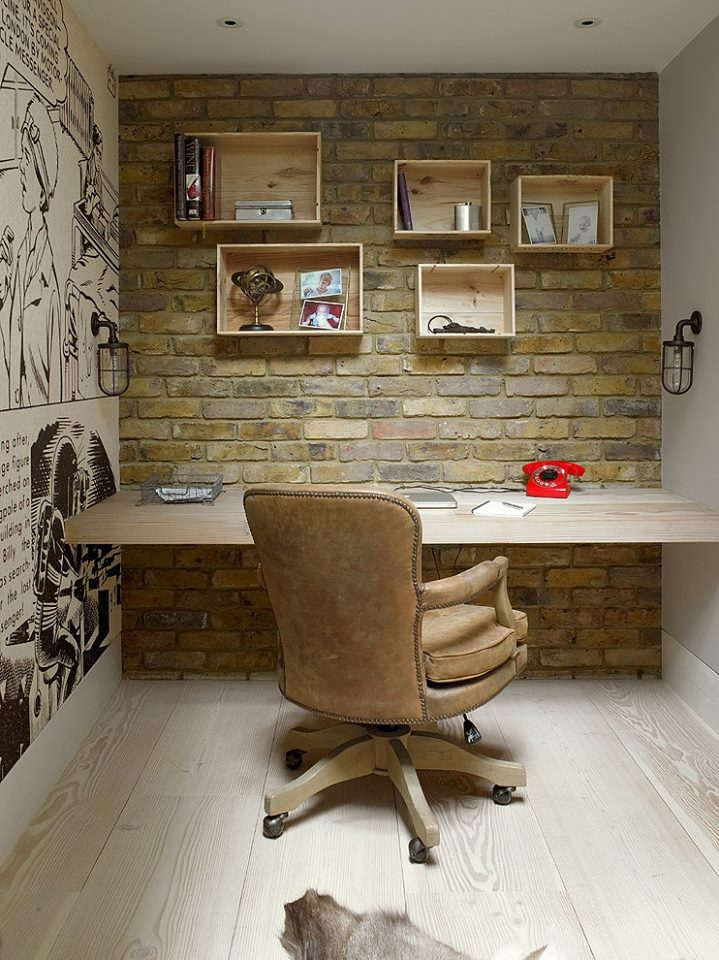 Incorporating Exposed Bricks In Stylish Designs Around The House - Home-design-wallpaper