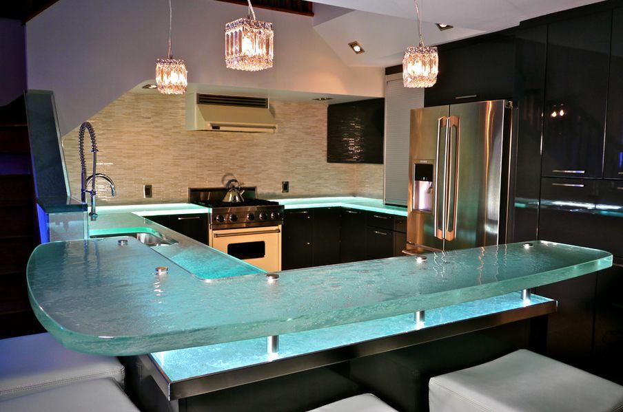 Modern Kitchen Counters 10 most popular kitchen countertops