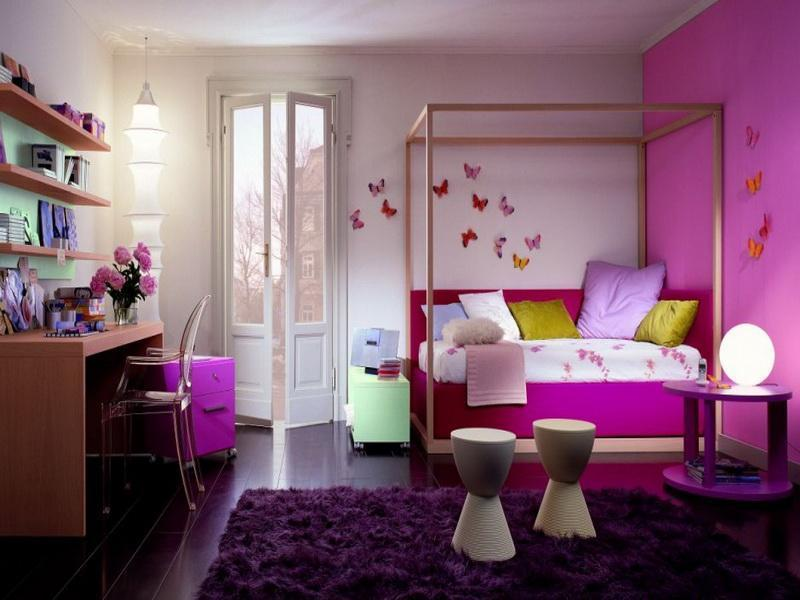 25 Tips for Decorating a Teenager's Bedroom on Room Decor For Teens  id=85030