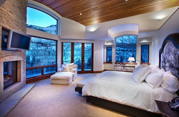 50 master bedroom ideas that go beyond the basics for Big master bedroom design
