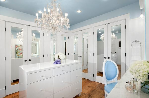 ... View in gallery Mirrored doors ... & How Mirrored Closet Doors Can Enhance The Beauty Of Your Home