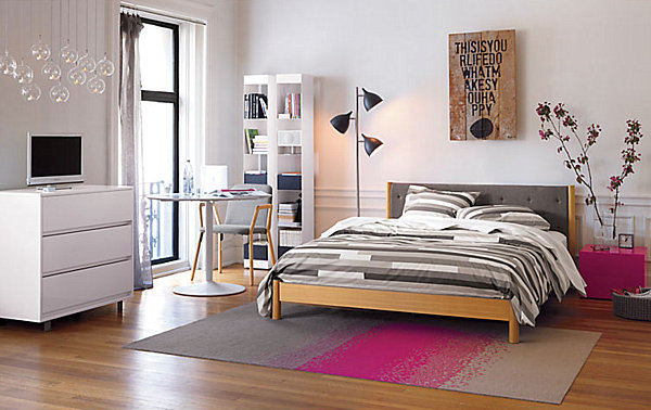 Interior Bedroom Teen 25 tips for decorating a teenagers bedroom view in gallery