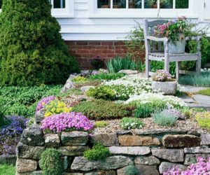 Attractive 20 Rock Garden Ideas That Will Put Your Backyard On The Map