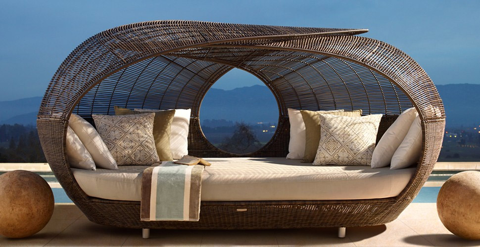 Garden Furniture Day Bed 20 modern outdoor accessories for a perfect summer experience