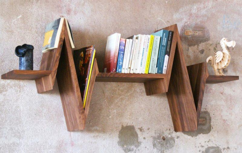 Modern Shelves With A Fun Twist – 10 Ingenious Designs