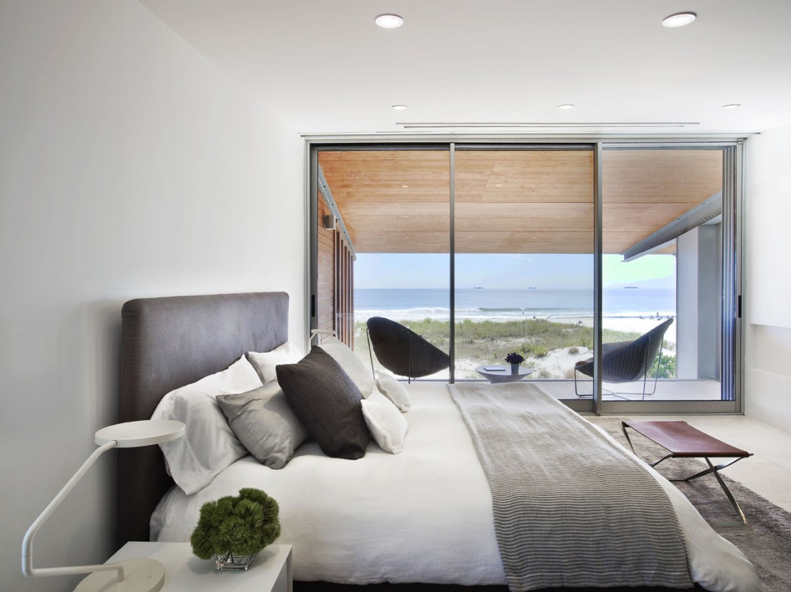 Unobstructed Views Of The Ocean From A Beach House In New York on california beach bedroom, girls beach bedroom, white beach bedroom, seafoam green beach bedroom, tropical beach wall mural bedroom, ultra-modern bedroom, luxury girls bedroom, luxury bedroom interior design ideas, google bedroom, luxury home bedroom, luxury master bedrooms, fancy white bedroom, blue modern bedroom, vintage beach bedroom, villa bedroom, mansion master bedroom, luxury castle bedroom, luxury hotel bedroom, luxury cabin bedroom, nautical beach decor bedroom,