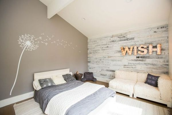Give Your Home A Whimsical New Look With Whitewashed Walls